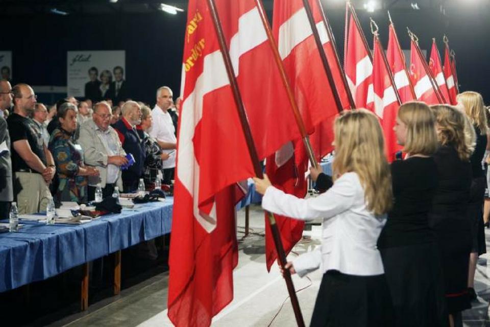 Dansk folkeparti meeting